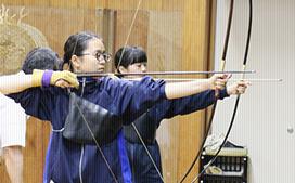基礎から学ぶはじめての弓道教室