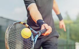 初級 中級 テニス教室