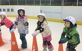 小学生スケートスクール