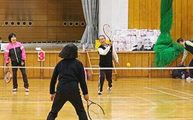 第19回市民スポンジテニス大会