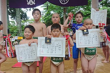 苫小牧相撲スポーツ少年団